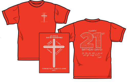 2017 Tshirt